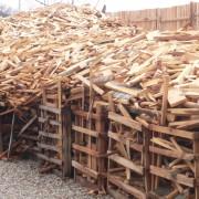 Совместное сжигание возобновляемых древесных отходов