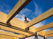Здание австралийской пожарной службы станет деревянным