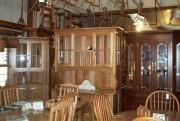 Компания Knot & Ore начнет производить деревянную мебель амишей