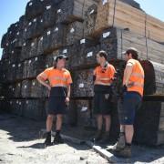 Хватит ли леса для лесопильного производства в австралийском Хейфилде?