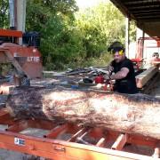 Skeena Sawmills потратит миллионы на модернизацию лесопильного завода