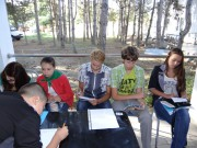 Слет юных экологов Красноярского края