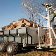 Перевозчики лесоматериалов понесли убытки из-за проблем в Порт-Нельсоне