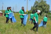 """Лесные пожарные Смоленского региона подытожили акцию """"Очистим лес от мусора"""""""