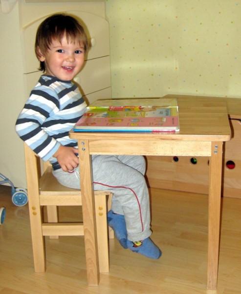 Учебный уголок - комплект мебели